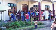 Waisenhaus Don Bosco: Das fertiggestellte Gebäude